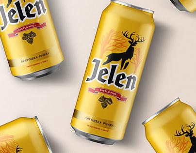 Jelen Beer Concept