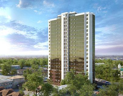 Elevator construction company website