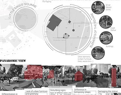 Poster Design - Urban Problems in Besiktas