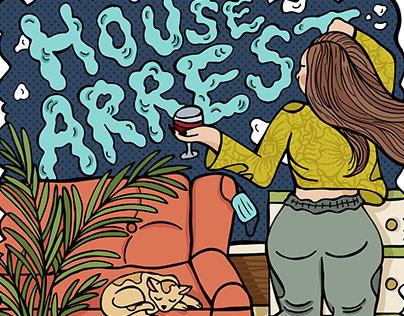 House Arrest album artwork