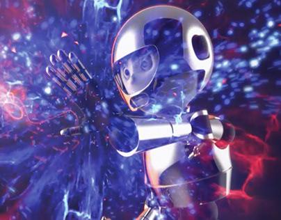 Robie: The Robot