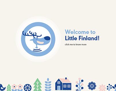Litte Finland Branding