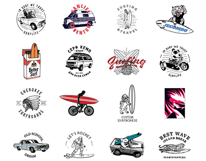 Logos / Badges / Prints 2020