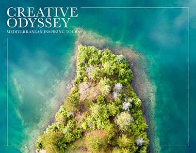 «Creative Odyssey» — вдохновляющие туры.