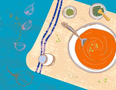 Veloute Pumpkin Soup