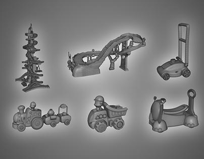 Toy models (2014)