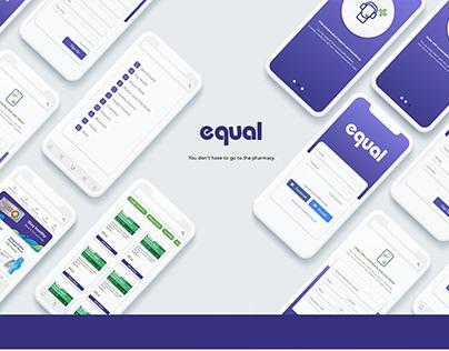 Equal mobil app