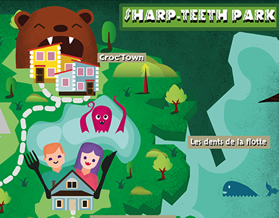 SHARP-TEETH PARK