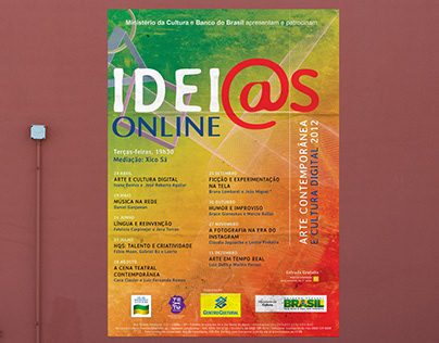 Projeto Gráfico | Ideias Online