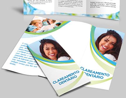 Clínica Garcia Leão - Folder
