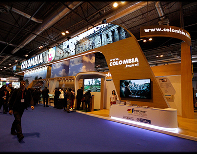 Colombia Fitur 2013