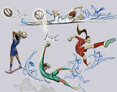 Sketches of FIFA