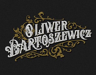 Handlettered logo design
