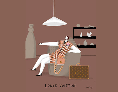 STAY FASHION, STAY HOME | POSTER ILLUSTRATION