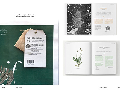 if — a natural magazine