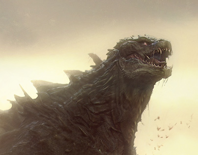 Godzilla - Pitch Work
