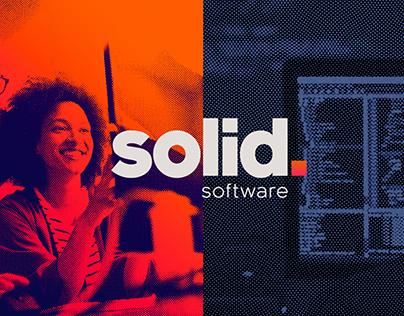 Solid.Software // Brand Esence & Brand Identity