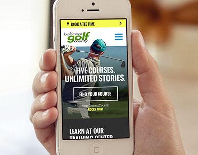 Baltimore County Golf