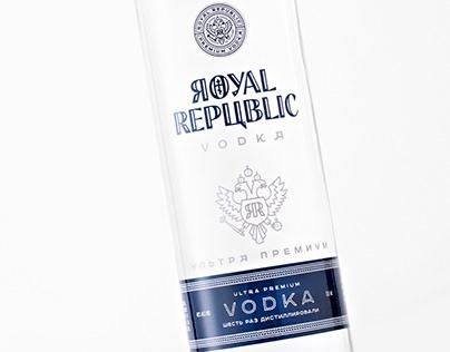 Royal Republic Vodka