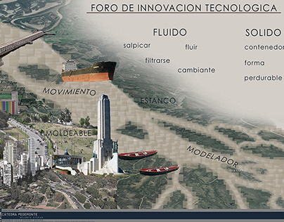 2018 - Foro de Innovación Tecnológica - FADU UBA