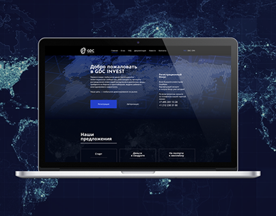 Investment community | Website and personal account