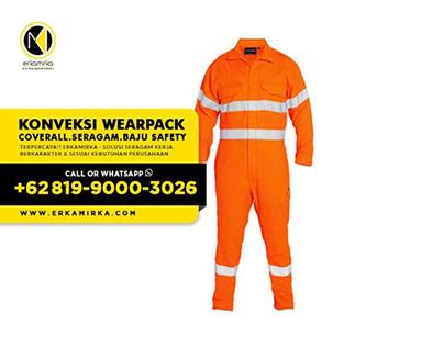 PROMO! WA 0819-9000-3026 - Konveksi Wearpack Murah, Baj