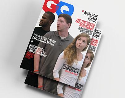 GQ Magazine Analysis