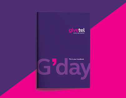 GiveTel – Branding
