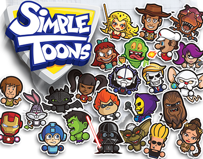 Simple Toons Journey 2015-2017 (NEW WAVE OUT)