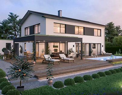 Family House -Unterdietfurt, DE - Exterior