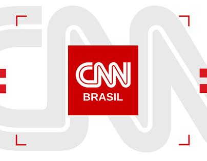 CNN Brasil • Art Direction & Motion Design