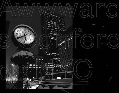 Awwwards NYC Recap