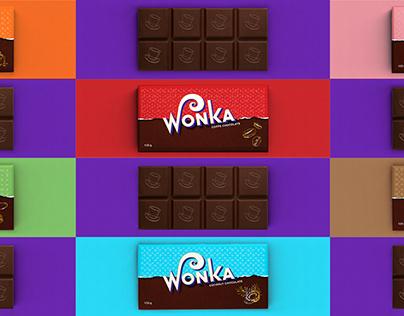 Wonka Chocolate | Visual image