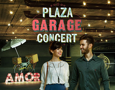 PLAZA | Garage Concert