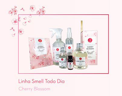 Embalagem - Cherry Blossom