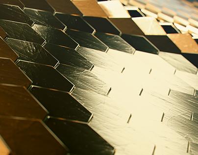 Wellington Hex-Tiles