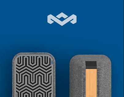 Redesign speaker grill