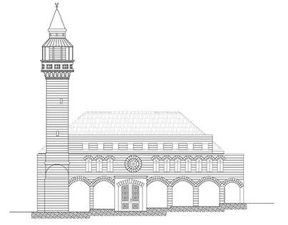 As-salt small Mosque