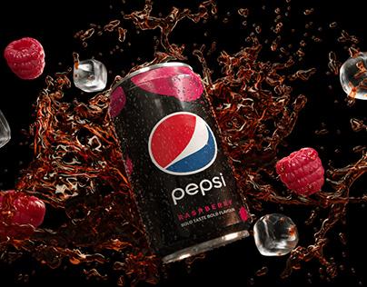 Pepsi RASPBERRY