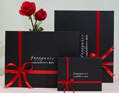 Happyness Box - Valentines Shoot