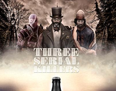 Three Serial Killers