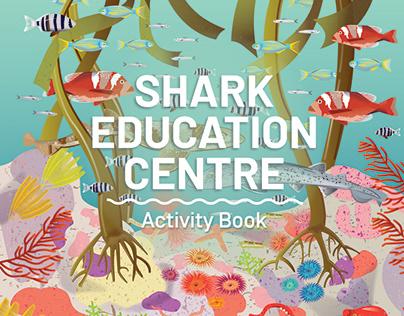Save our Seas Activity Books Illustration
