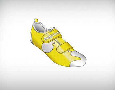 Schoenen Tour De France