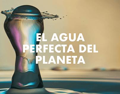Beika El Agua Perfecta del Mundo