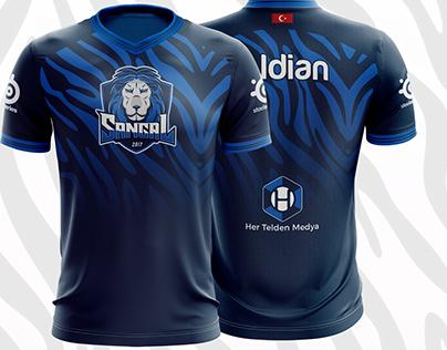Sangal E-sports Products Design