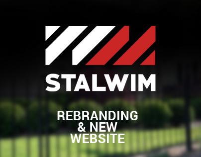 Stalwim - Rebranding &New Website