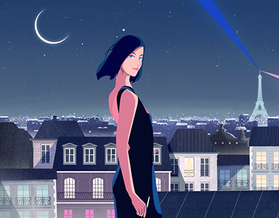 Parisian Elegance –Waterman Paris