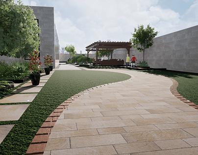 LANDSCAPE DESIGN-JASIM ALHAMMADI-ABUDHABI2021