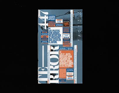Dispositivo de noticias - Tipografía 2 Longinotti
