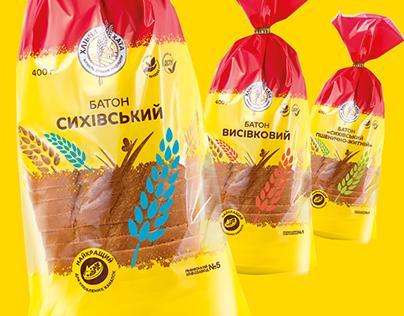 Bread Hlibna Hata